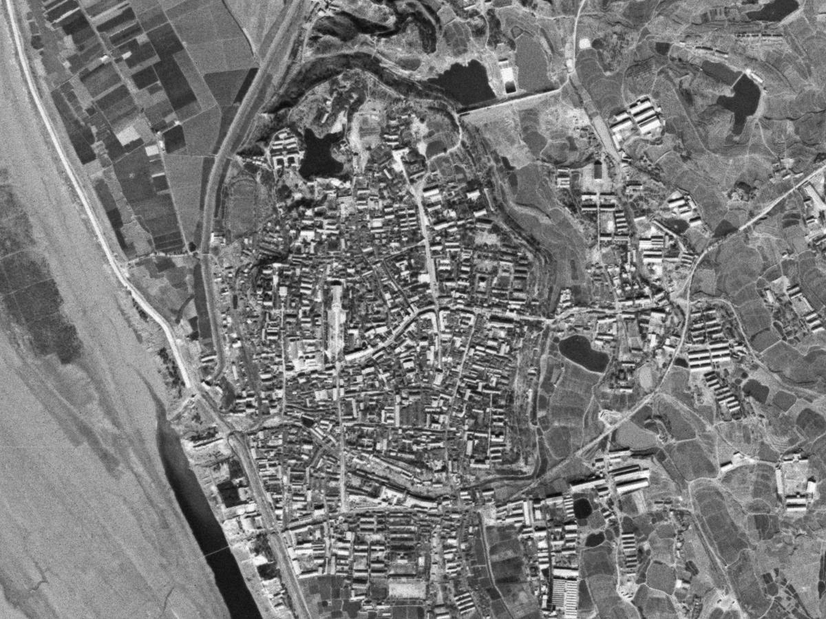 1970年的市中心