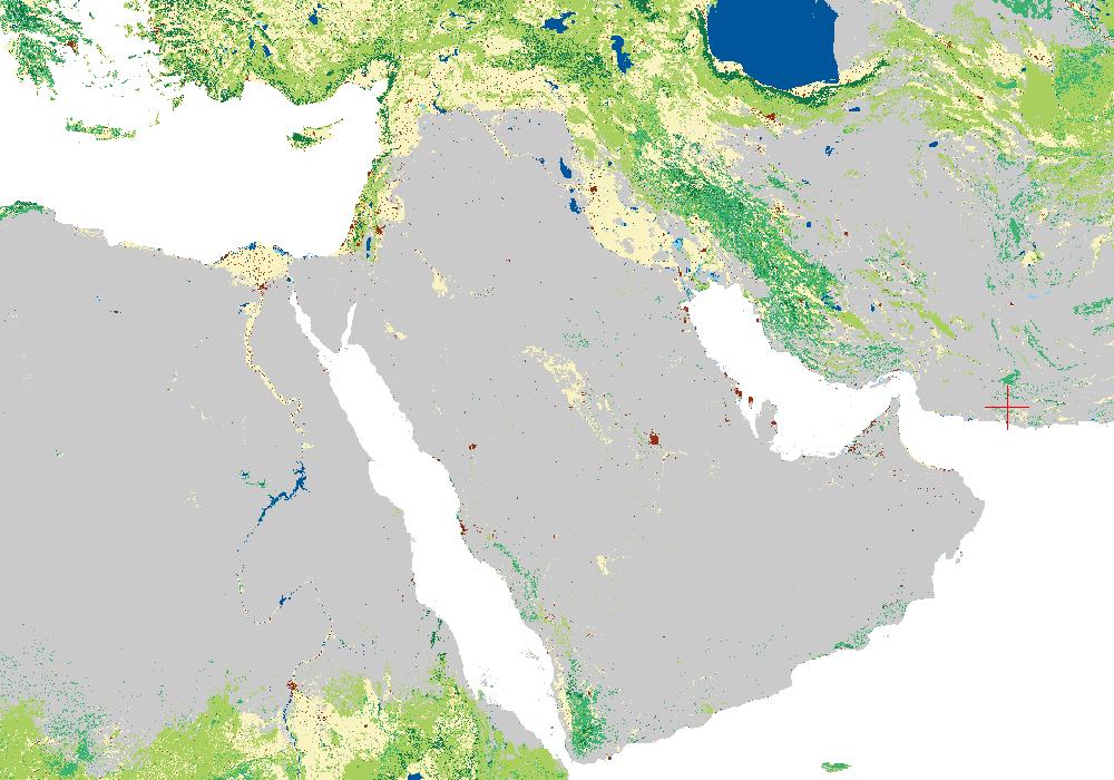 阿拉伯地区
